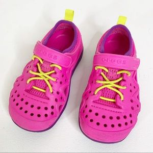 CROCS Toddler C9 Shiftwater Water Play Shoes